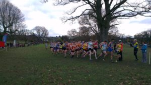 British Masters (Open) Cross Country Champs @ Stormont Park Belfast | Northern Ireland | United Kingdom