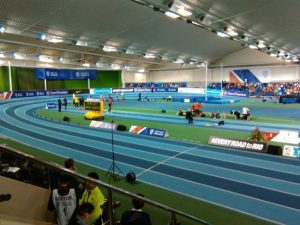 Sheffield Festival Indoor Open Track and Field Meeting @ English Institute of Sport | England | United Kingdom